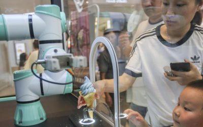 Robotización: Dinamismo económico y desigualdad