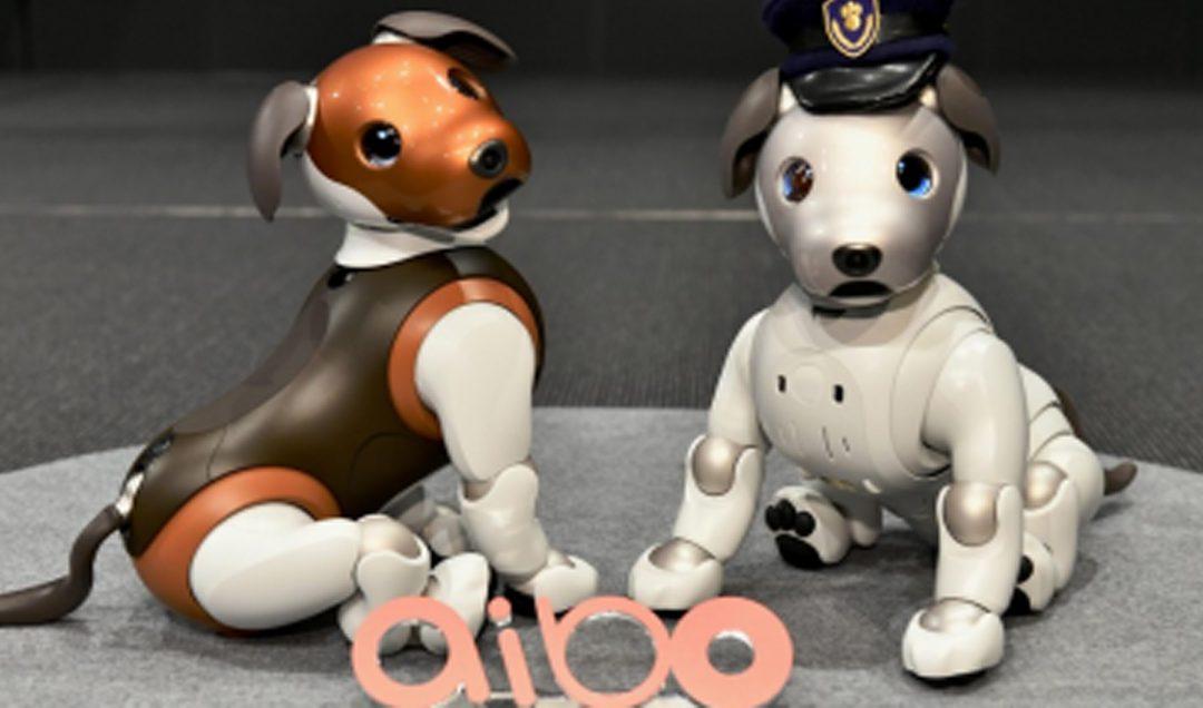 Aibo, el perro robot de Sony, ya tiene su versión «policial»