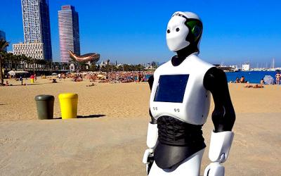 España fabrica robot con fines policiales