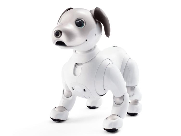 Sony Aibo, el perrobot inteligente