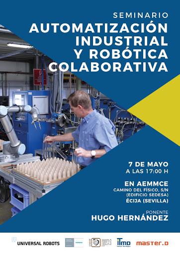 Seminario Automatización Industrial y Robótica Colaborativa