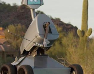 El robot que superó el hoyo 16 de TPC Scottsdale ahora está disponible para el público
