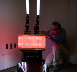 En emergencias, ¿debe confiar en un robot?