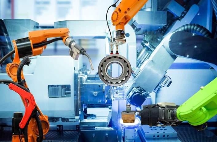 EE. UU. Y China están muy rezagados en la carrera de robots industriales