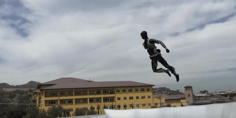 Los impresionantes robots acróbatas desarrollados por Disney