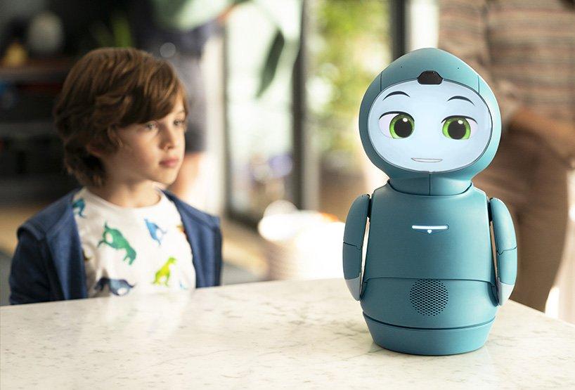 Conozca a Moxie, el robot que ayuda a los niños a desarrollar habilidades sociales, emocionales y cognitivas.