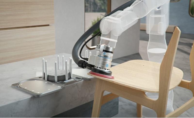 OnRobot lanza una herramienta robótica de lijado