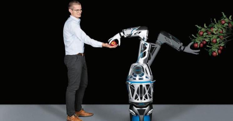 La mano biónica mejorada podría hacerse cargo de los trabajos de fábrica