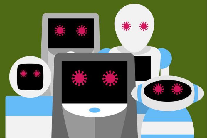 ¿Dónde están los señores robóticos cuando más los necesitamos?