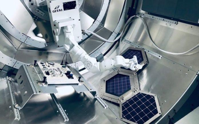 Nanoracks y GITAI de Japón realizarán una demostración técnica de un robot en la esclusa de aire de la ISS
