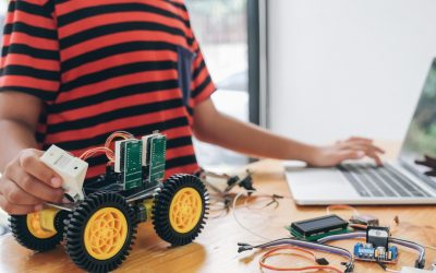 Por qué debería estudiar robótica hoy