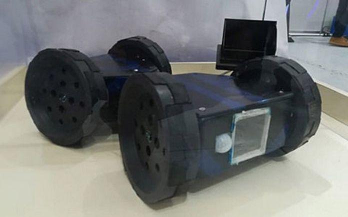 El Robot que Guía en los Rescates en Estructuras Colapsadas