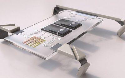 El Diminuto Robot del Tamaño de un Cabello que puede ser Inyectado