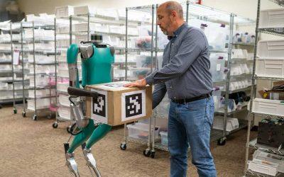 Agility Robotics recauda 20 millones de dólares para la automatización bípeda