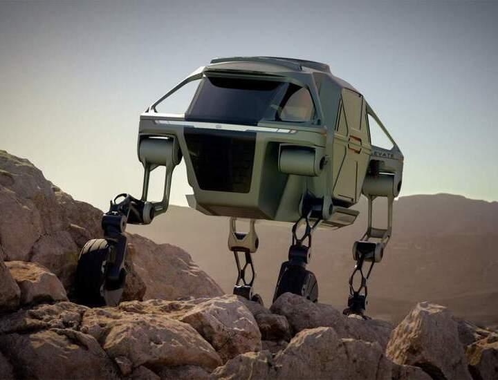 Hyundai desarrolla un equipo de robots todoterreno preparados para situaciones de rescate