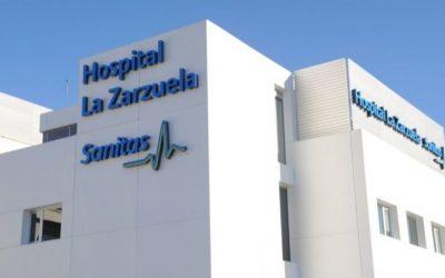 Hospital Sanitas La Zarzuela y Marsi Bionics desarrollan un programa de rehabilitación con un exoesqueleto