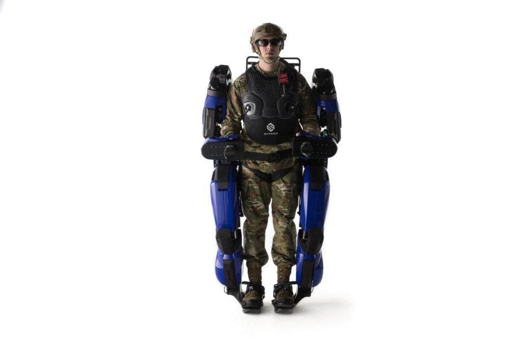 Sarcos Defense obtiene un contrato con la Marina para desarrollar el sistema robótico Guardian DX