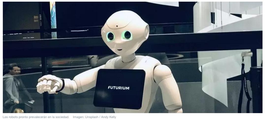 Qué Esperar Cuando Esperas Robots
