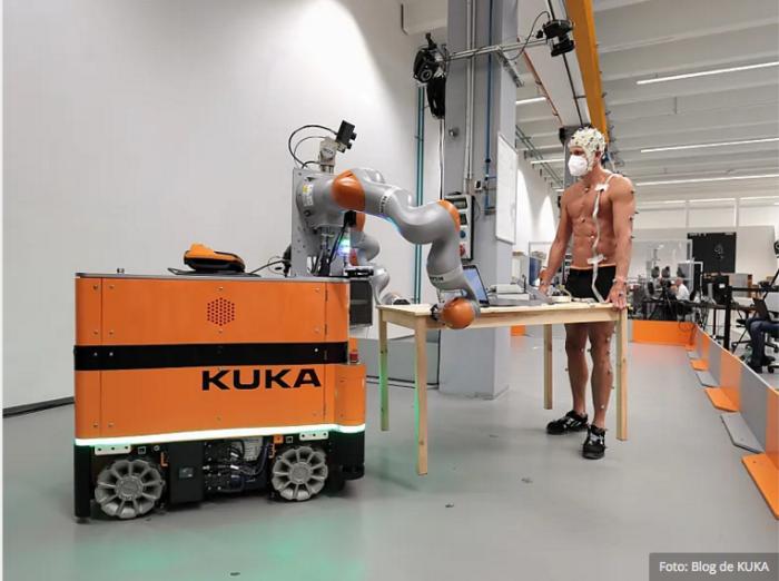 La psicología no se puede ignorar cuando se trabaja con robots