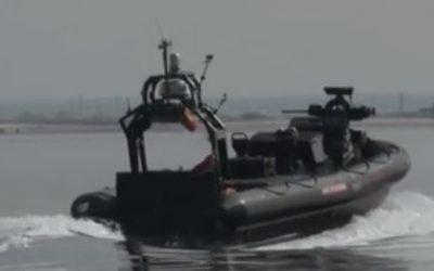 La OTAN Presenta una Armada de Vehículos No Tripulados