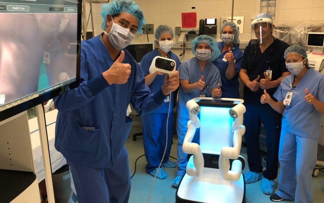 Nuevo 'Procedimiento Robótico' Ayuda a Detectar Temprano el Cáncer de Pulmón