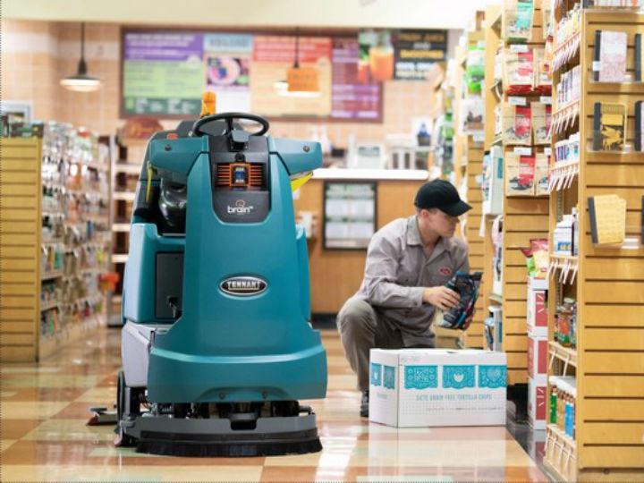 El empleo de Sam's Club que reemplazó un robot en esta pandemia