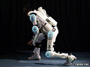 Exoesqueletos: se vienen los «Superhumanos»