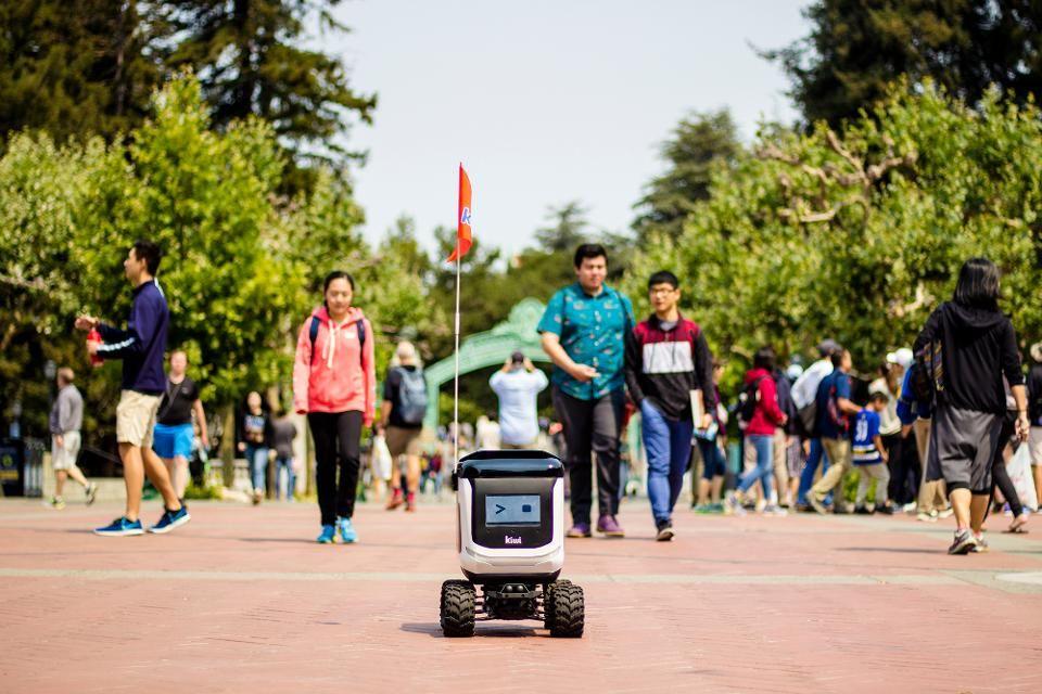 Kiwibot: La Plataforma de Delivery Robotizada