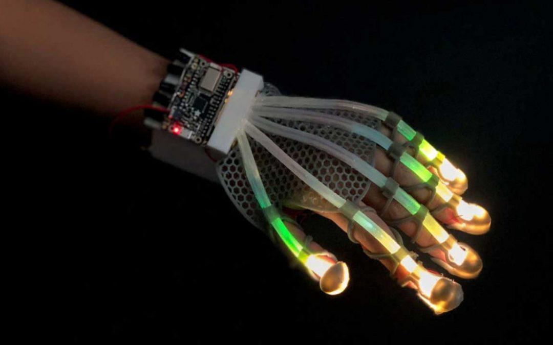 El Sensor Extensible de Cornell University Redefine el Futuro de la Robótica y la Realidad Virtual