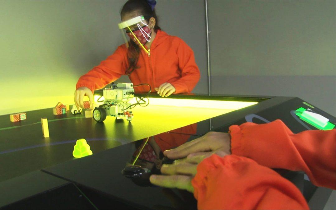 Tecnología, ciencia, diseño y mucho más ofrece la nueva sala del Museo de los Niños