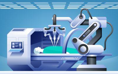 Johnson & Johnson finalmente presenta su nuevo sistema de cirugía asistida por robot