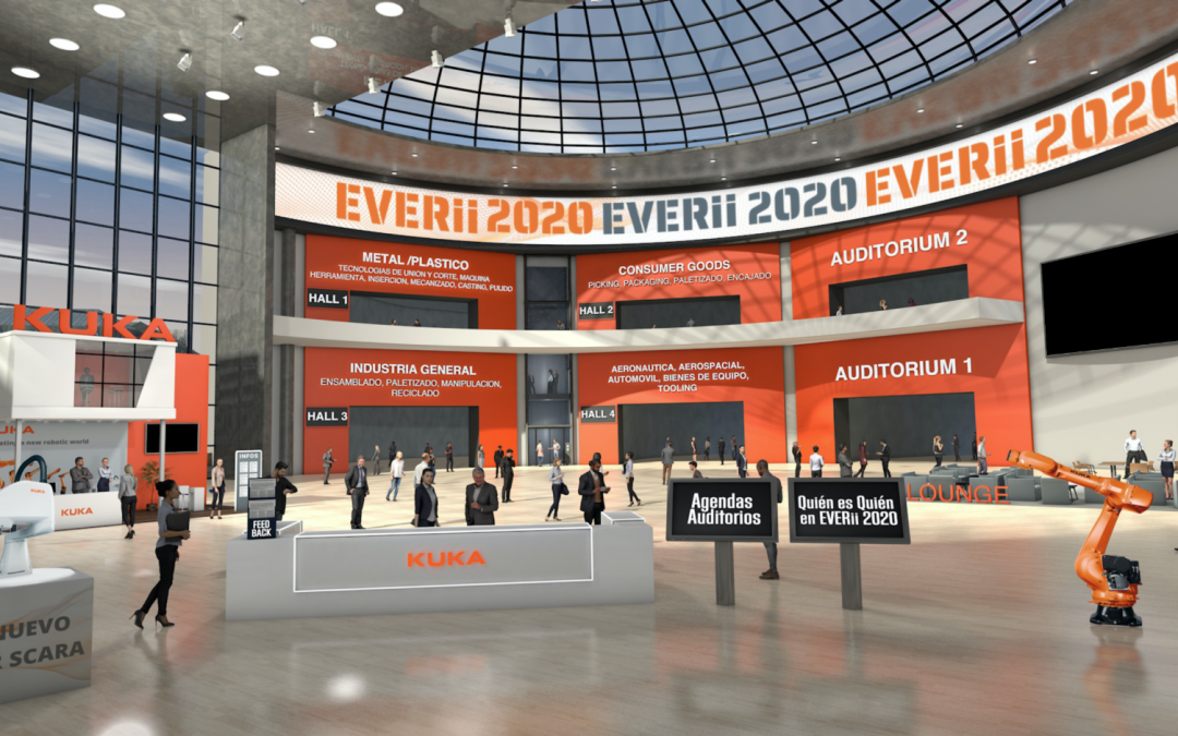 Everii 2020 Debutó con Impactante Plataforma Interactiva y Novedades