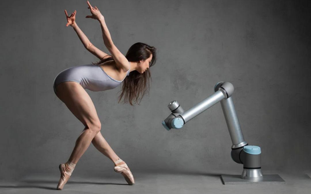 Cómo la bailarina física cuántica Merritt Moore aprendió a bailar con un robot