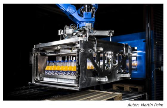 Yaskawa recibe el tercer puesto de Robotics Award 2020 por Air Grip World