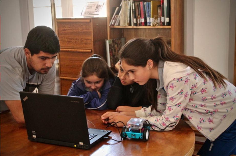 La robótica en la educación escolar: Un Juego en Serio