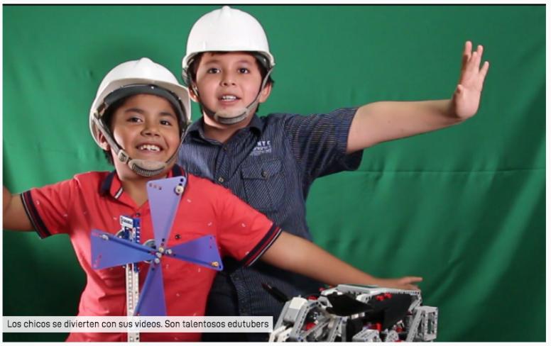César y Octavio, dos Mentes en Potencia que Crecen en YouTube