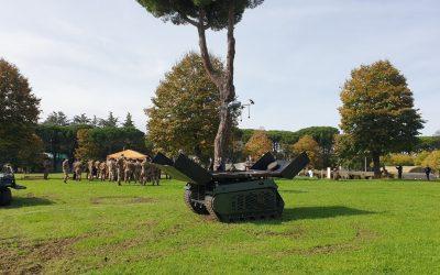 La Empresa de Estonia de Robótica Avanza con los Ejércitos Europeos