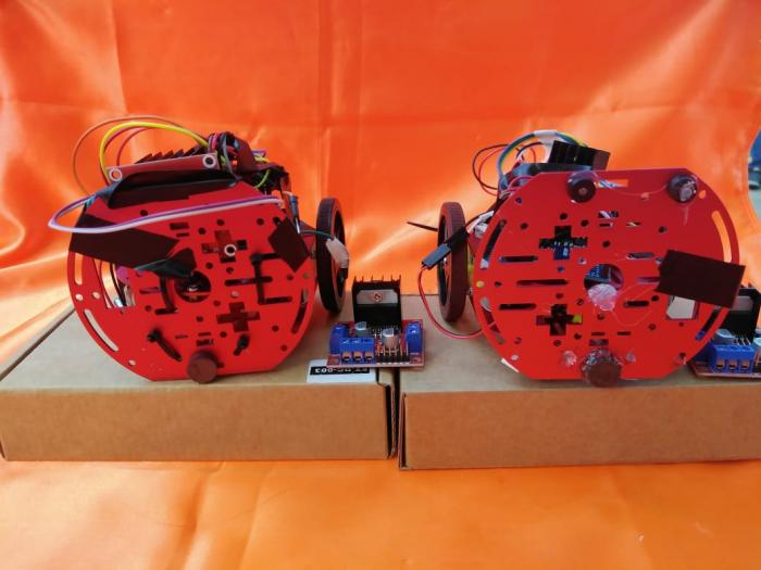 La robótica en Corhuila, del saber futurista a la vivencia real