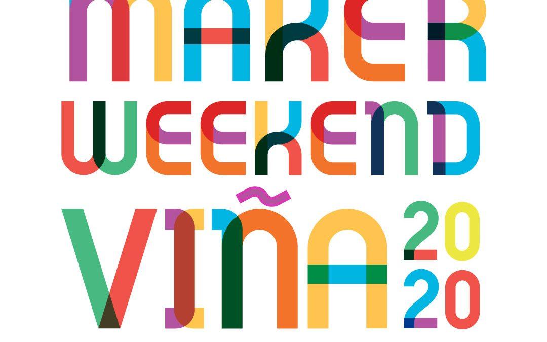 Maker Weekend Viña 2020: La Feria Virtual dedicada a la Comunidad Maker