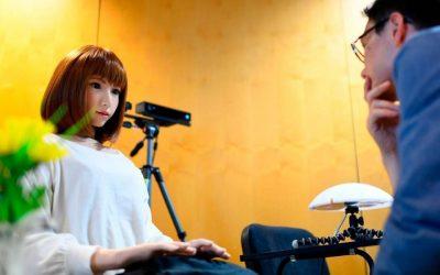 ¡Adiós actores! 'B' será la primera película protagonizada por un robot con inteligencia artificial