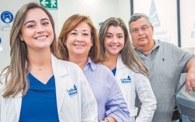 Una pyme colombiana robotiza el negocio de las prótesis dentales