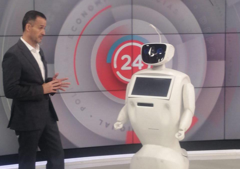 Robots Revolucionan el Servicio a las Personas