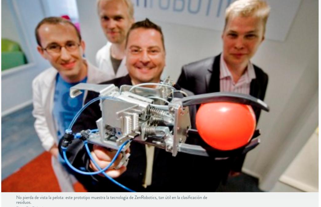 Robots Finlandeses: La Salvación Mundial