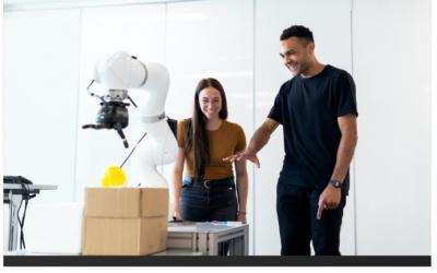 El futuro de la robótica y la automatización depende de trabajadores con habilidades avanzadas