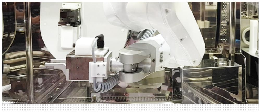 Tecnología en la Preparación de Quimioterapia: Más Calidad y Seguridad para los Pacientes