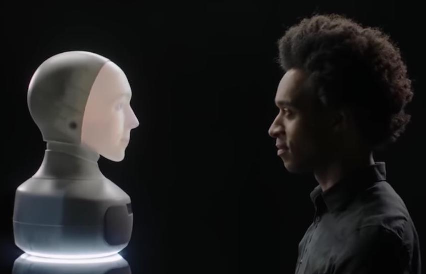 Así es Furhat, el robot social más avanzado del mundo