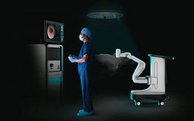 AtlantiCare es el primero en Nueva Jersey en ofrecer broncoscopia robótica para diagnosticar el cáncer de pulmón