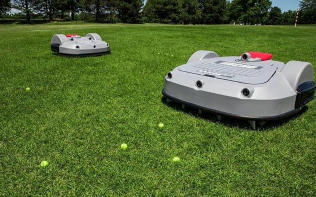¿Controlarán los Robots los Campos de Práctica de Golf en el Futuro?