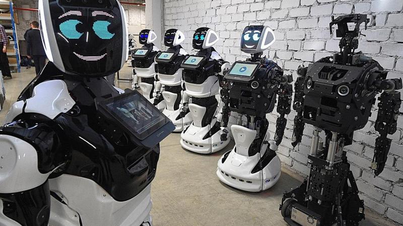 En 2021, la Robótica Estará muy Presente en el Empleo