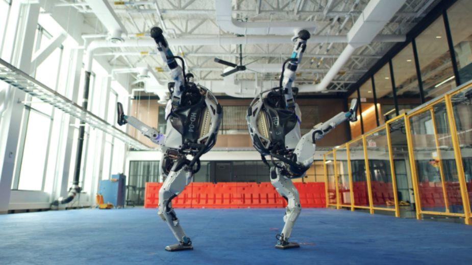 Robots de Boston Dynamics desean Feliz Año 2021 con peculiar baile: VIDEO